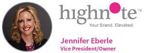 Jennifer Eberle, Vice President and Owner